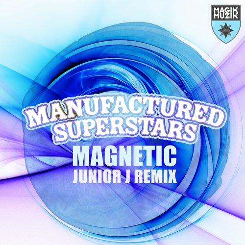 Album Art - Magnetic