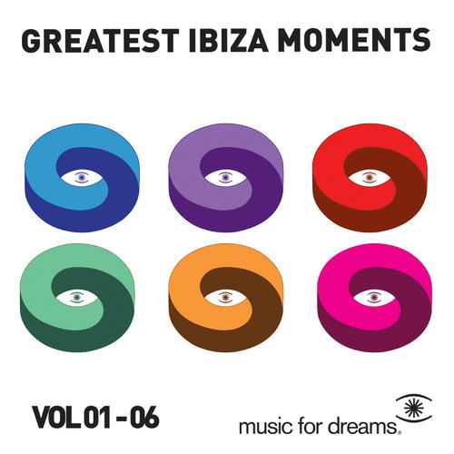 Music for Dreams Greatest Ibiza Moments, Vol. 1 - 6 Album