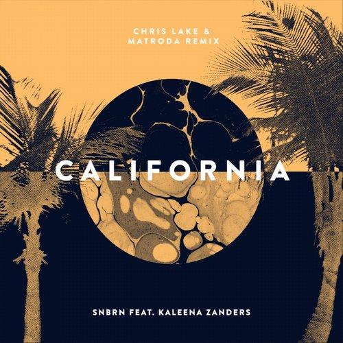 Album Art - California