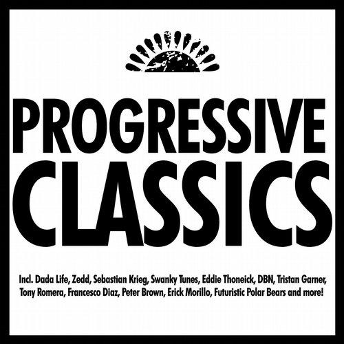 Album Art - Progressive Classics