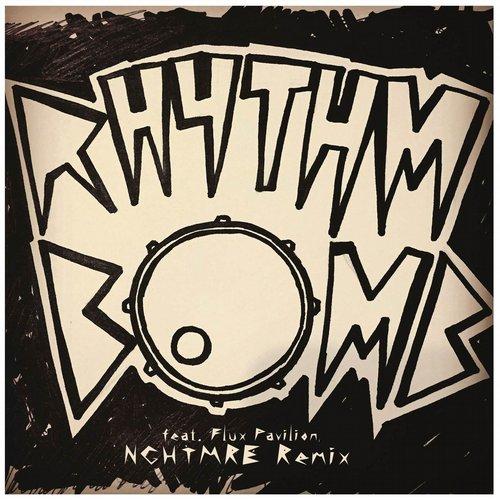 Album Art - Rhythm Bomb feat. Flux Pavilion (NGHTMRE Remix)