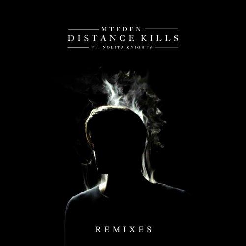 Distance Kills - Remixes Album Art