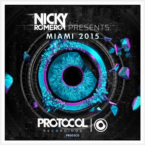 Nicky Romero Presents Miami 2015 Album