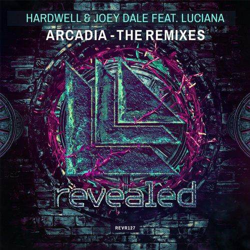 Album Art - Arcadia - The Remixes