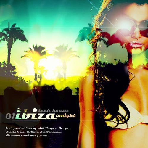 Album Art - Ibiza - Tech House Tonight # 01