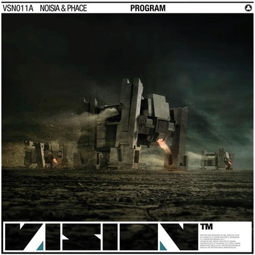 Album Art - Program / Regurgitate