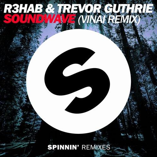 Album Art - Soundwave (VINAI Remix)