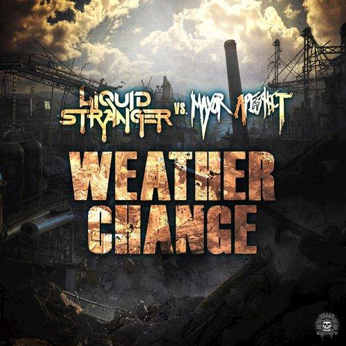 Album Art - Weather Change