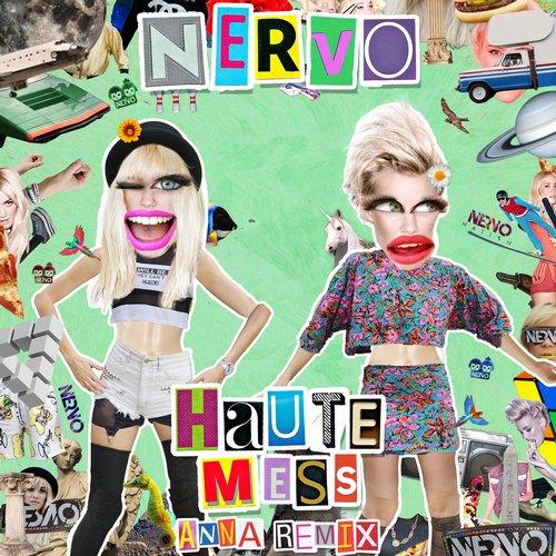 Album Art - Haute Mess - ANNA Remix