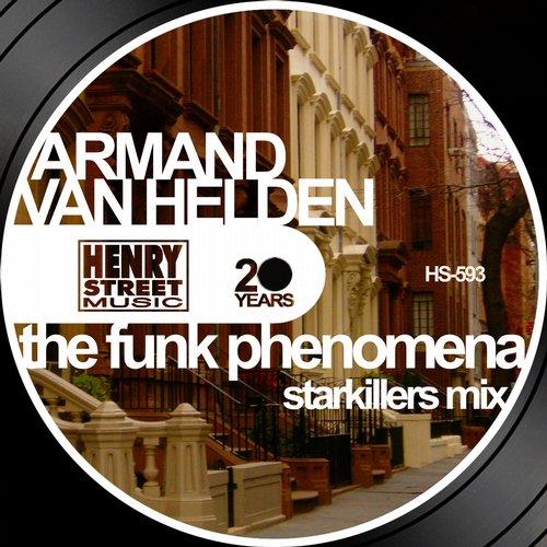 Album Art - The Funk Phenomena (Starkillers Mix)