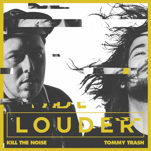 Album Art - Louder (feat. Tommy Trash)