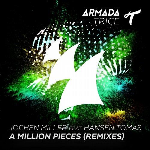 Album Art - A Million Pieces - Remixes