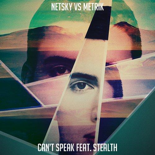 Album Art - Can't Speak