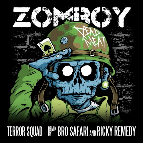 Album Art - Terror Squad (Bro Safari & Ricky Remedy Remix)