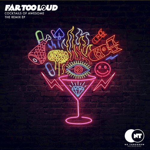 Cocktails of Awesome Album