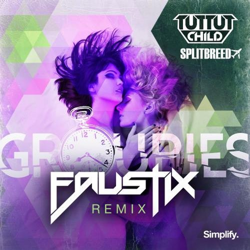 Groupies (Faustix Remix) Album Art