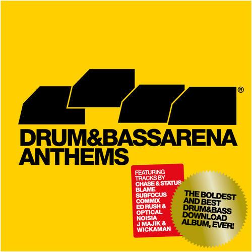 Album Art - Drum&BassArena Anthems