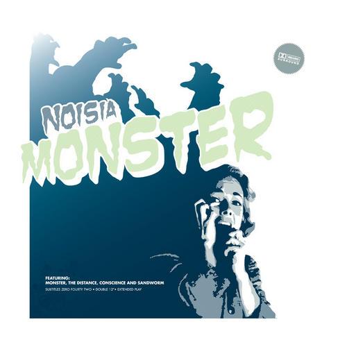 Album Art - Monster