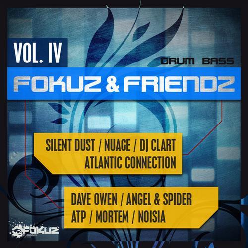 Album Art - Fokuz & Friendz Vol 4