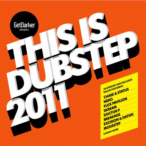 This Is Dubstep 2011 (GetDarker Presents) Album Art