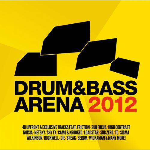Album Art - Drum&BassArena 2012