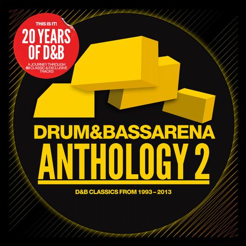 Drum & Bass Arena Anthology 2 Album Art