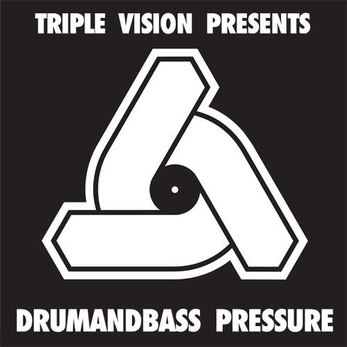 Album Art - Drum & Bass Pressure