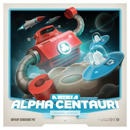 Album Art - Alpha Centauri