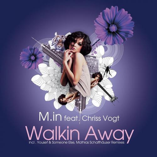 Album Art - Walking Away