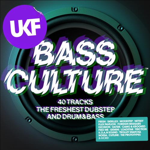 Album Art - UKF: Bass Culture (Worldwide Version)