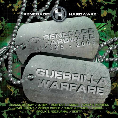 Album Art - Guerilla Warfare