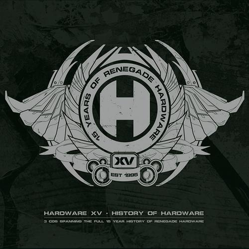 Album Art - Hardware XV: 15 Years of Renegade Hardware