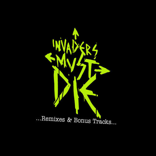 Album Art - Invaders Must Die Remixes and Bonus Tracks