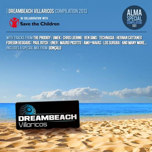 Album Art - DreamBeach Villaricos Compilation 2013