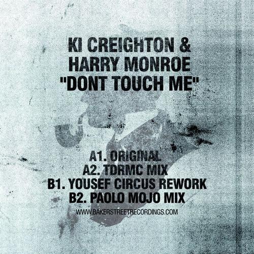 Album Art - Don't Touch Me EP