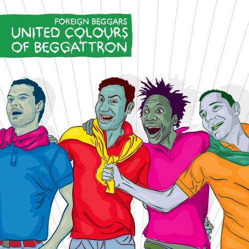 Album Art - United Colours Of Beggatron