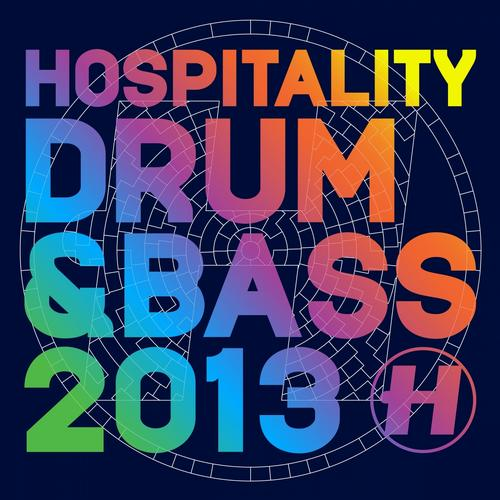 Album Art - Hospitality Drum & Bass 2013