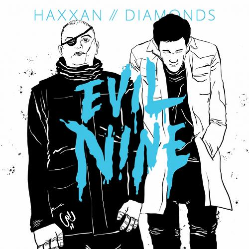 Album Art - Haxxan & Diamonds