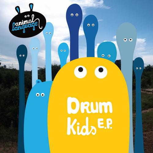 Album Art - Drum Kids EP