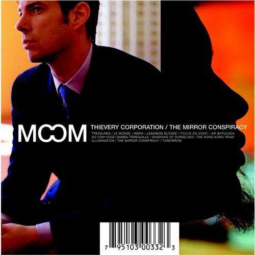 Album Art - The Mirror Conspiracy