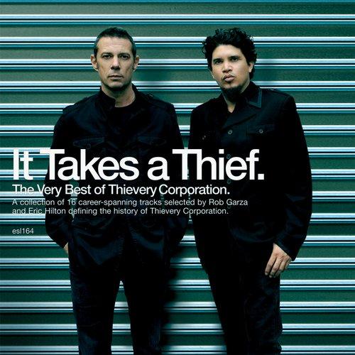 Album Art - It Takes A Thief