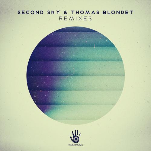Album Art - Second Sky & Thomas Blondet Remixes