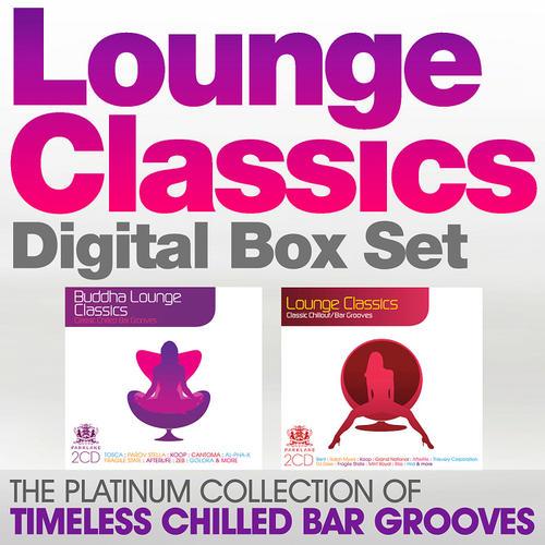 Album Art - Lounge Classics Digital Box Set