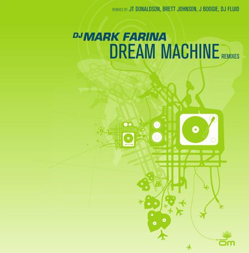 Album Art - Dream Machine