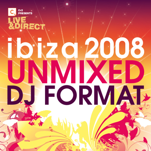 Album Art - Ibiza 2008 Unmixed