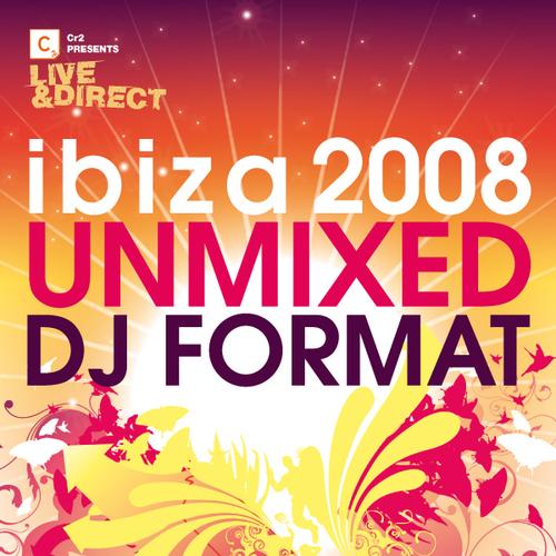 Album Art - Ibiza 2008 Unmixed