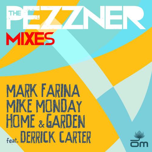 Album Art - Pezzner Mixes