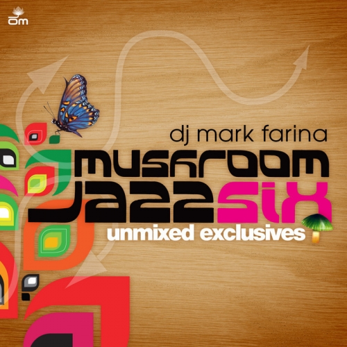 Album Art - Mushroom Jazz 6 (Unmixed Exclusives)