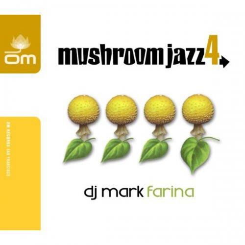 Album Art - Mushroom Jazz Volume 4