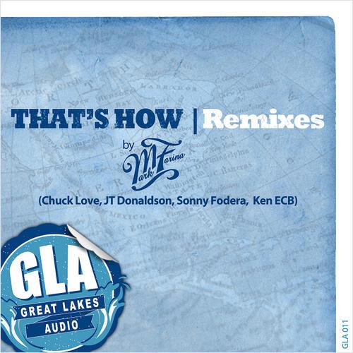 Album Art - That's How   Remixes